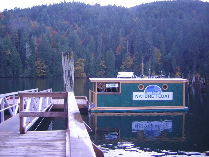 Tod Inlet Nature Float